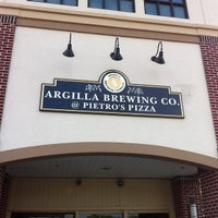 Photo taken at Argilla Brewing Company by Bruce L. on 7/30/2012
