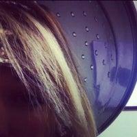 Photo taken at Studio Posh Hair Gallery by Kelsie P. on 3/6/2012
