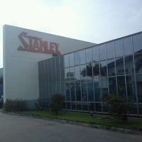 Photo taken at Pt indonesia stanley electric by Ilham M. on 11/20/2011