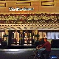 Photo taken at The Dorchester by Falooy on 8/9/2012