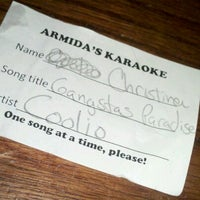 Photo taken at Armida's by Miss Christina S. on 8/26/2012
