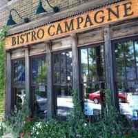 Foto tirada no(a) Bistro Campagne por Christine W. em 8/21/2011
