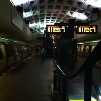 Photo taken at Farragut North Metro Station by Ryan D. on 5/20/2011