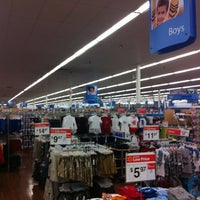 Photo taken at Walmart by Dave S. on 5/22/2012