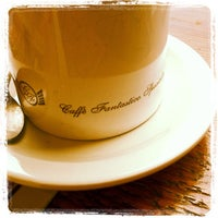 Photo taken at Caffe Fantastico by Stacy W. on 9/22/2011