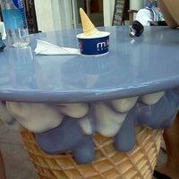 Photo taken at Milani Gelateria by Kaci B. on 3/20/2012