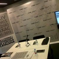 Photo taken at UOC - Seu Barcelona / Wikilounge by Francesc G. on 11/10/2011