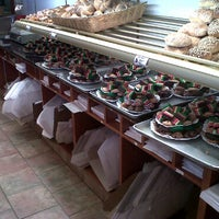 Photo taken at Alfonso's Pastry Shoppe by samantha on 3/6/2011