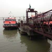 Photo taken at Macau Maritime Ferry Terminal by Henrique S. on 1/21/2012