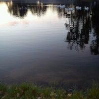 Photo taken at Pratt Park by GRAY on 9/12/2012
