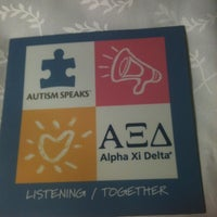 Photo taken at Alpha Xi Delta's 49th National Convention by Erin F. on 7/10/2011