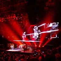 Photo taken at Greensboro Coliseum Complex by John J. on 4/22/2012
