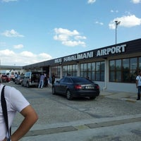 Photo taken at Muş Airport (MSR) by Sadri on 7/15/2012