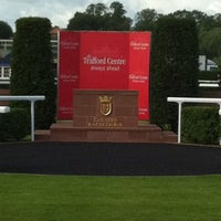 Photo taken at Chester Racecourse by Phil J. on 6/30/2012