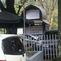 Photo taken at Rumah Makan Taliwang Bersaudara by Cahyadi K. on 7/13/2012