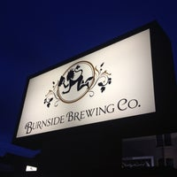 Photo taken at Burnside Brewing Co. by Brian V. on 6/1/2012