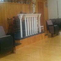 Photo taken at Etowah Masonic Lodge # by Jason G. on 3/23/2012