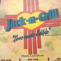 Foto scattata a Jack N Grill da Patty O. il 6/2/2012