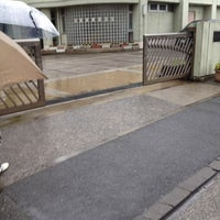 Photo taken at 横浜市立 荏田西小学校 by Norihiro T. on 6/9/2012