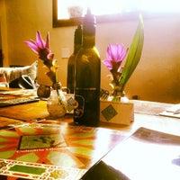 Foto tirada no(a) Saj Restaurante por Pati P. em 4/26/2012