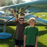 Photo taken at Cottonwood Airport Landing Strip by Michael P. on 5/19/2012