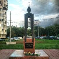Photo taken at ул. Гурьянова, 19 by Sergey P. on 6/29/2012