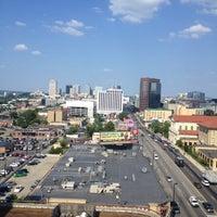 Photo taken at Loews Vanderbilt Hotel, Nashville by Gil W. on 8/7/2012