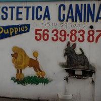 Photo taken at Estetica Canina Ginari by Huellas P. on 7/31/2012