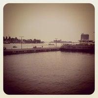 Photo taken at Port Of Amsterdam 4 by Alexander U. on 8/24/2012