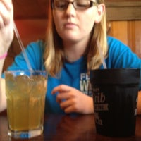 Photo taken at RibCrib BBQ & Grill by Marshall on 8/24/2012