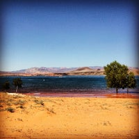 Photo taken at Sand Hollow State Park by Richard O. on 6/10/2012