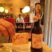 Photo taken at Sascha Rotisserie & Bar by Jennifer H. on 6/12/2012