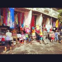 Photo taken at Sukawati Art Market by Nathalie S. on 7/7/2012