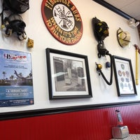 Photo taken at Firehouse Subs by Cameron M. on 7/6/2012