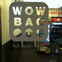 Photo taken at Wow Bao by Sharon T. on 7/3/2012
