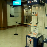 Photo taken at Entel by Pablo R. on 7/4/2012
