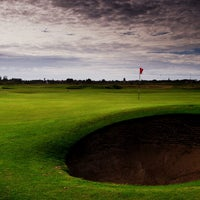 Photo taken at Royal Lytham & St. Annes Golf Club by Golf Channel on 7/18/2012