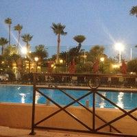 Foto tomada en Majestic Barrière Cannes por ProcherkMarkovich el 7/13/2012