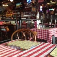 Photo taken at Huey's Restaurant by Brad C. on 9/12/2012