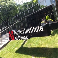 Photo taken at Art Institute of Dallas by Chris S. on 5/24/2012