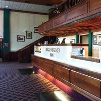 Photo taken at Rogue Regency Inn by Ruby R. on 6/6/2012