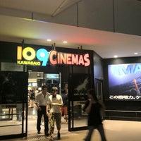 Photo taken at 109 Cinemas by Nobuyuki Y. on 7/28/2012