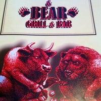 Photo taken at Bull & Bear by Brandon H. on 5/22/2012