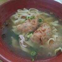 Photo taken at QQ Pan Mee & Ramen Restaurant by Yee'z Y. on 5/26/2012