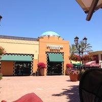 Photo taken at Starbucks by Justin B. on 7/29/2012