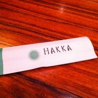 Foto tirada no(a) Hakka Sushi por Guilherme 梅. em 4/21/2012