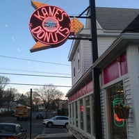 Photo taken at Kane's Donuts by Brian K. on 3/27/2012