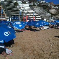 Photo taken at Entel Reñaca (Stand Verano) by Carlos D. on 2/25/2012