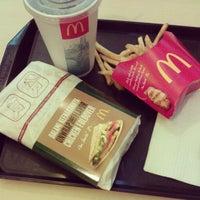 Photo taken at McDonald's by edwinlau C. on 5/6/2012