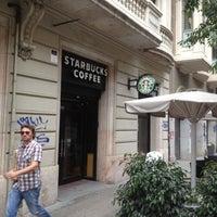 Photo taken at Starbucks by Jonathan T. on 7/7/2012